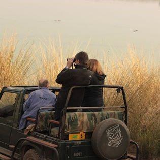 National Park for Tiger Safari in India